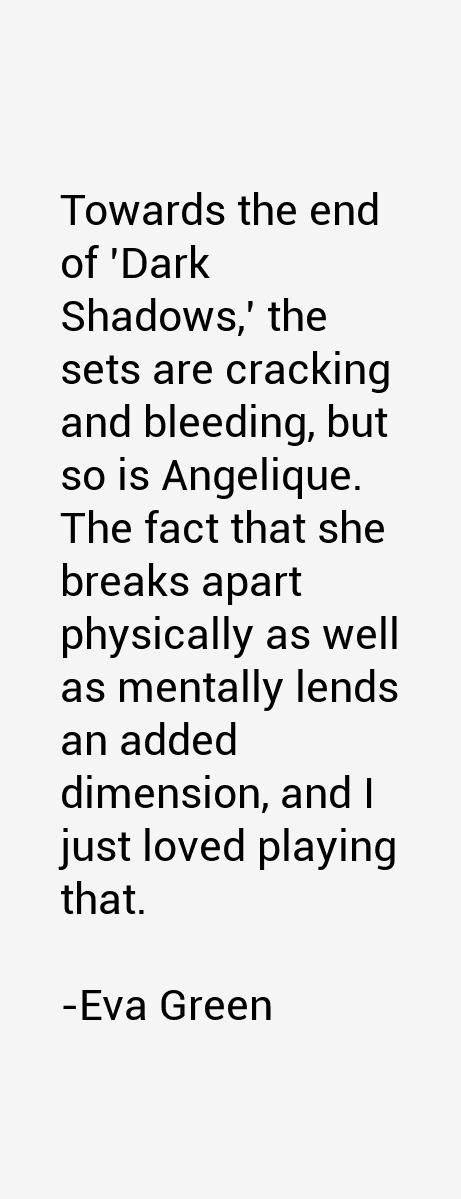 Eva Green Quotes