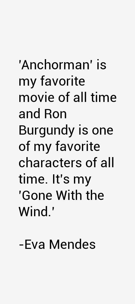 Eva Mendes Quotes