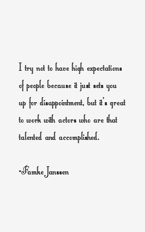 Famke Janssen Quotes
