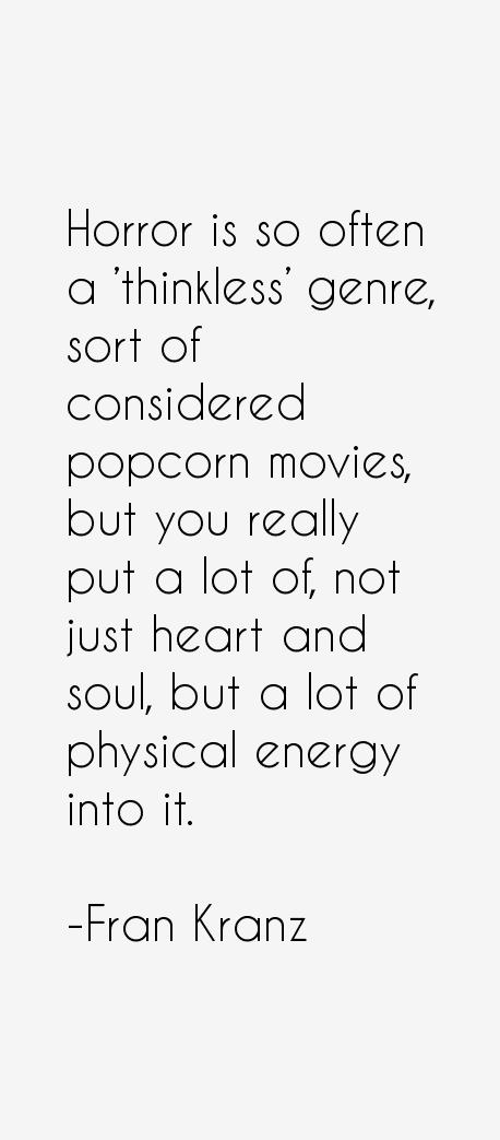 Fran Kranz Quotes