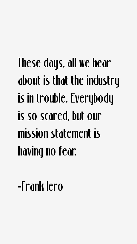 Frank Iero Quotes