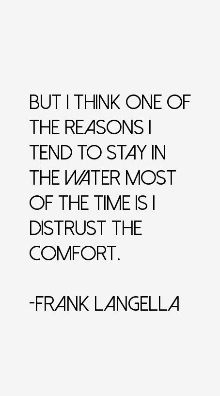 Frank Langella Quotes