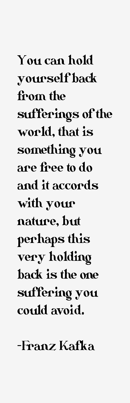 Franz Kafka Quotes. QuotesGram