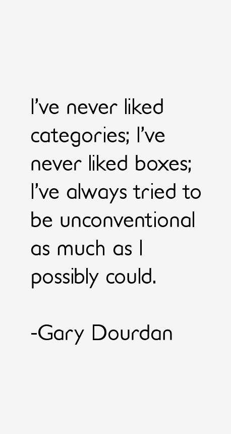 Gary Dourdan Quotes