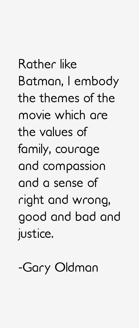 Gary Oldman Quotes
