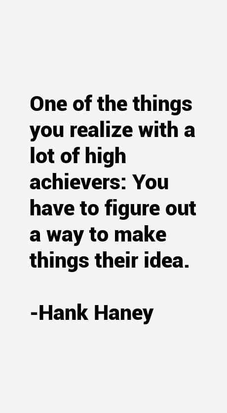 Hank Haney Quotes