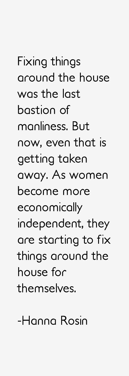 Hanna Rosin Quotes