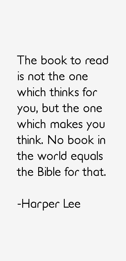 Harper Lee Quotes
