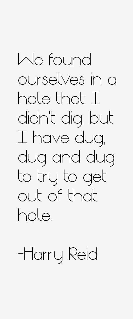 Harry Reid Quotes