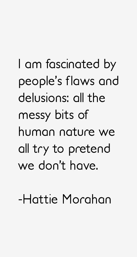 Hattie Morahan Quotes