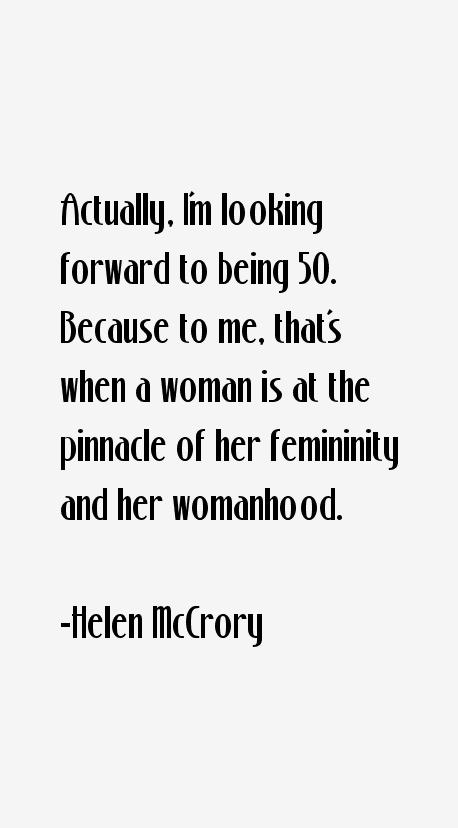 Helen McCrory Quotes