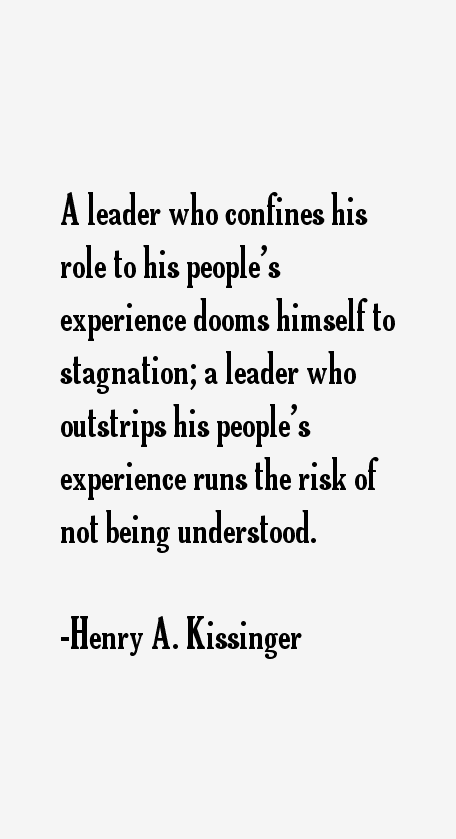 Henry A Kissinger Quotes Sayings Page 5