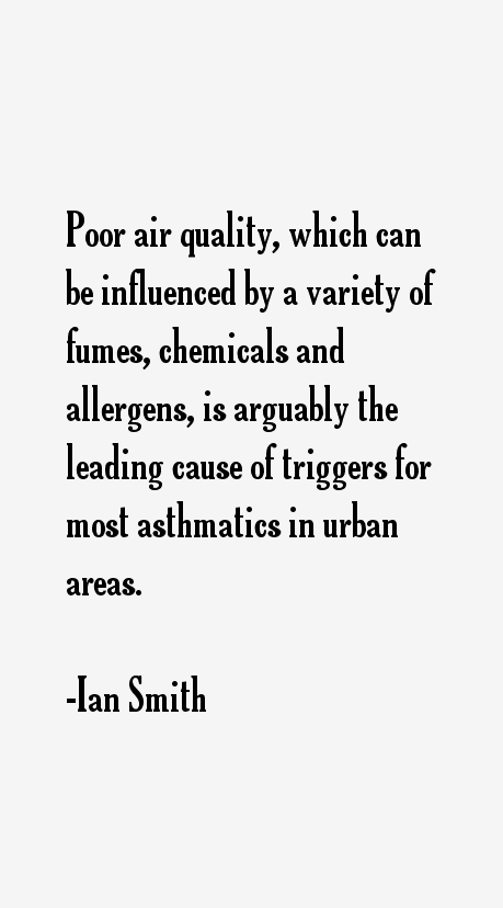 Ian Smith Quotes