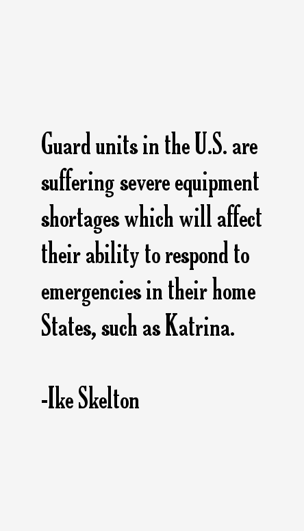 Ike Skelton Quotes