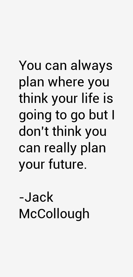 Jack McCollough Quotes