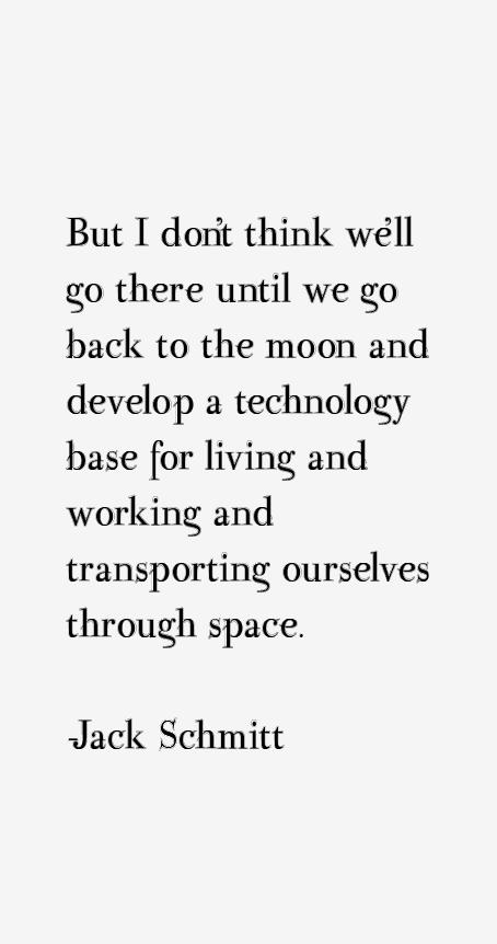 Jack Schmitt Quotes