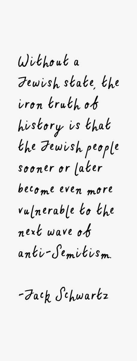 Jack Schwartz Quotes