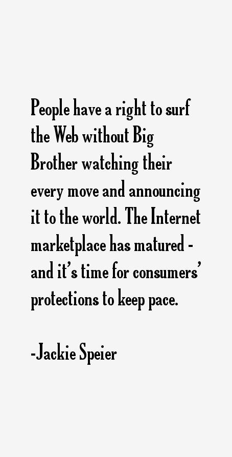 Jackie Speier Quotes
