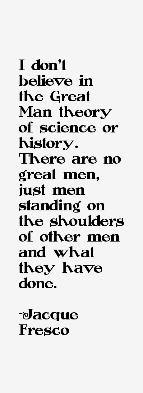 Jacque Fresco Quotes