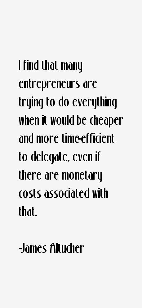 James Altucher Quotes
