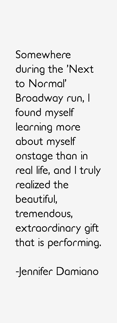 Jennifer Damiano Quotes & Sayings (Page 3)