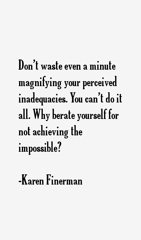 Karen Finerman Quotes