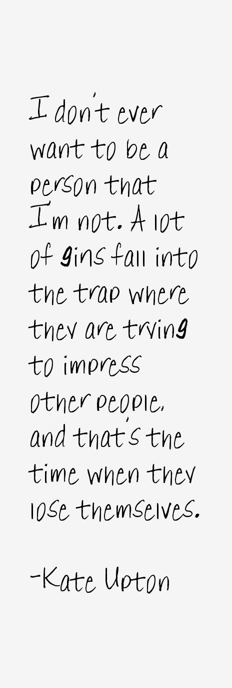 Kate Upton Quotes