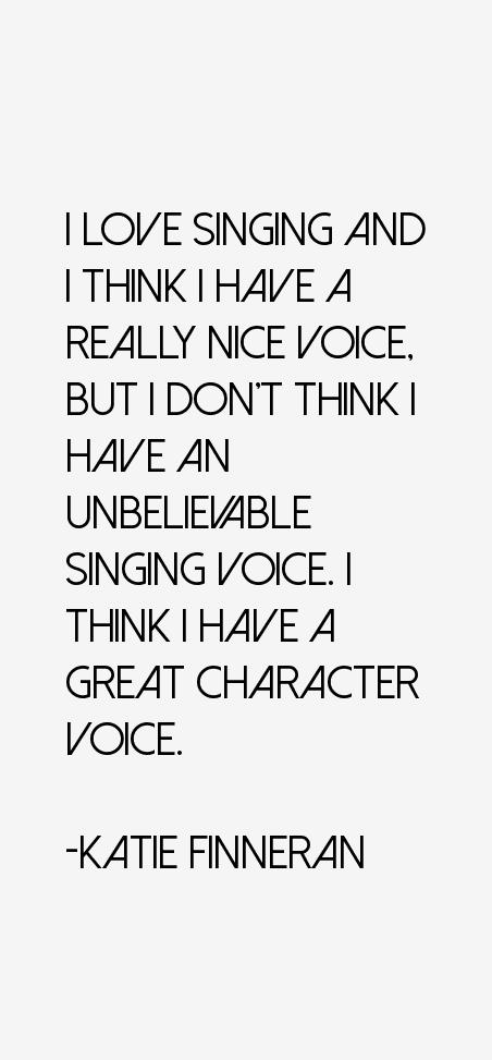 Katie Finneran Quotes
