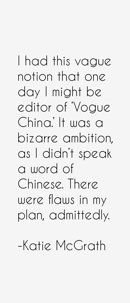 Katie McGrath Quotes
