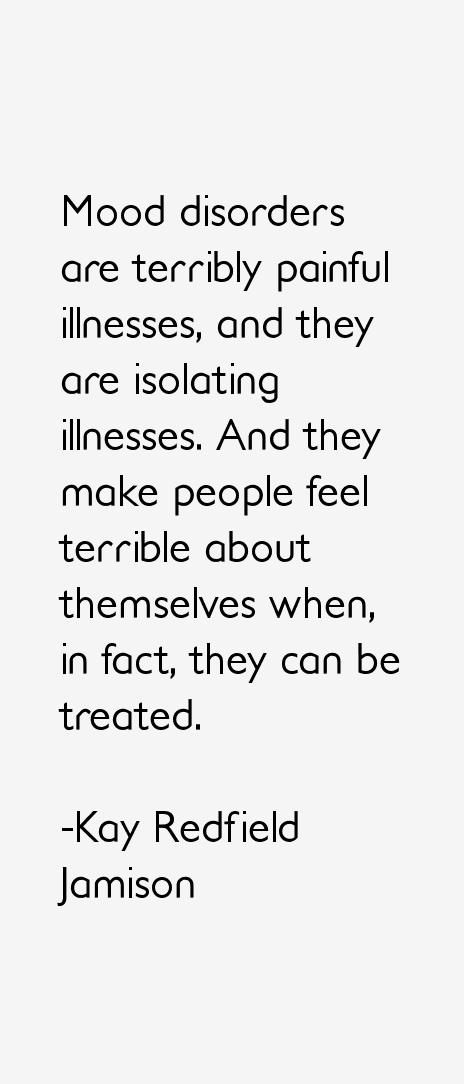 Kay Redfield Jamison Quotes