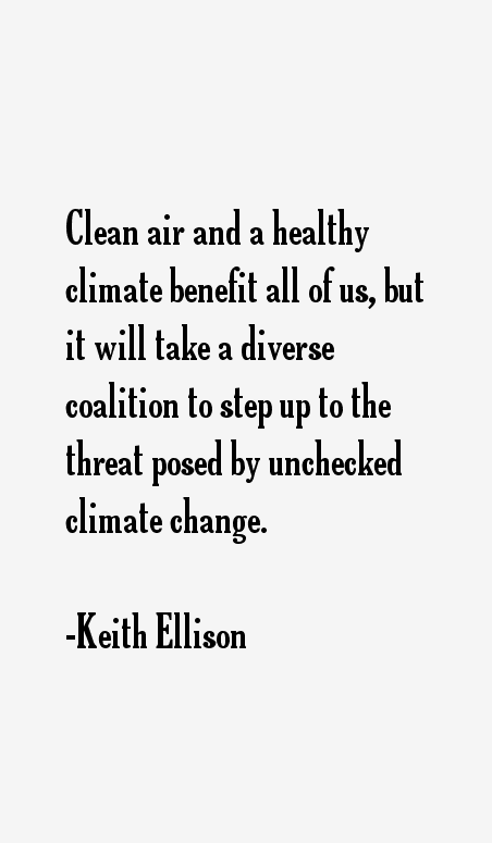 Keith Ellison Quotes