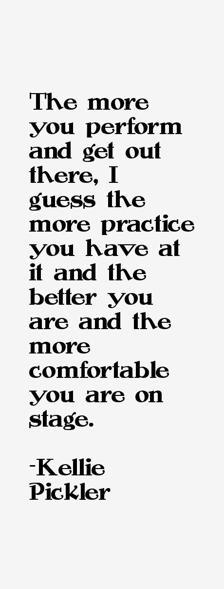 Kellie Pickler Quotes