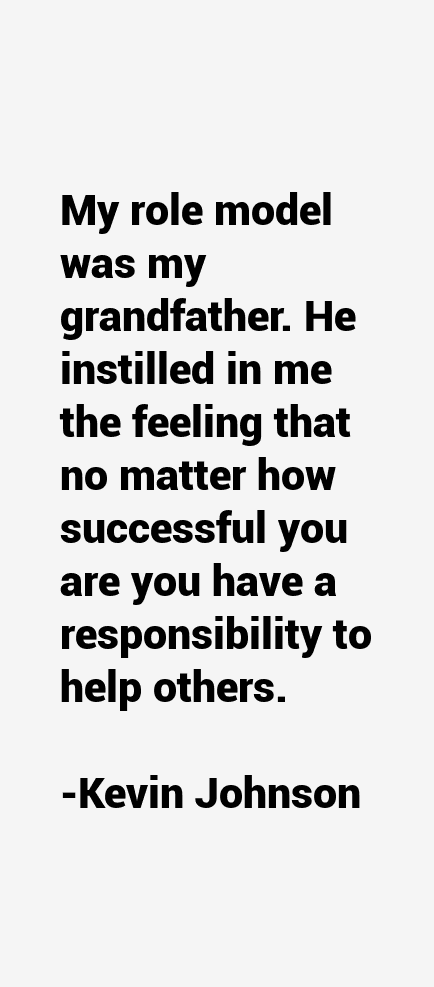 grandfather role models Fathers and father-figures: their important role in children's social and emotional development the changing role of fathers often based on a deficit model, focusing on families without fathers present and the impact that father absence had on children's.