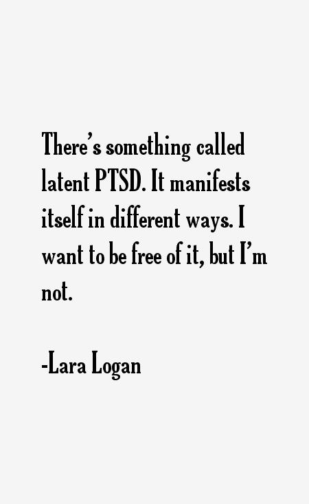 Lara Logan Quotes