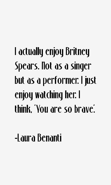 Laura Benanti Quotes