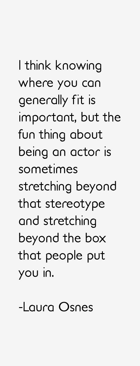 Laura Osnes Quotes