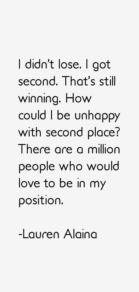 Lauren Alaina Quotes