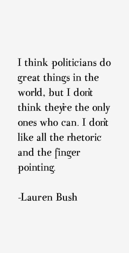 Lauren Bush Quotes