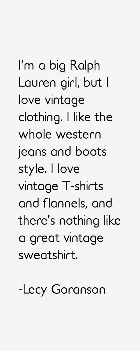 Lecy Goranson Quotes