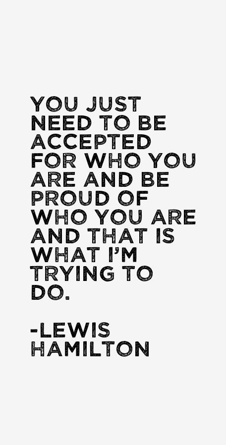 Lewis Hamilton Quotes