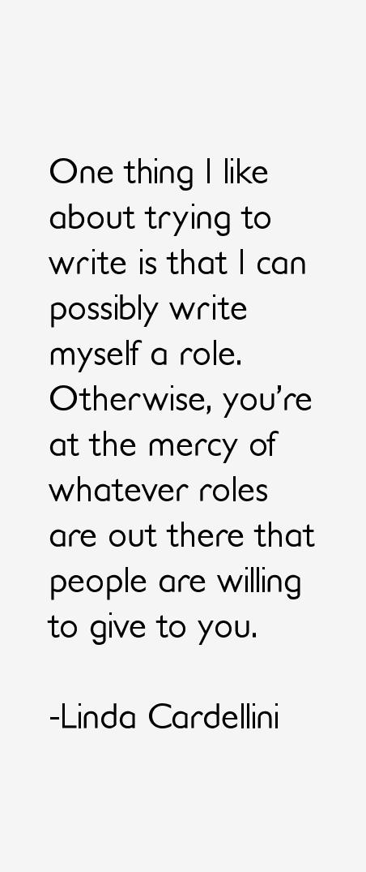 Linda Cardellini Quotes