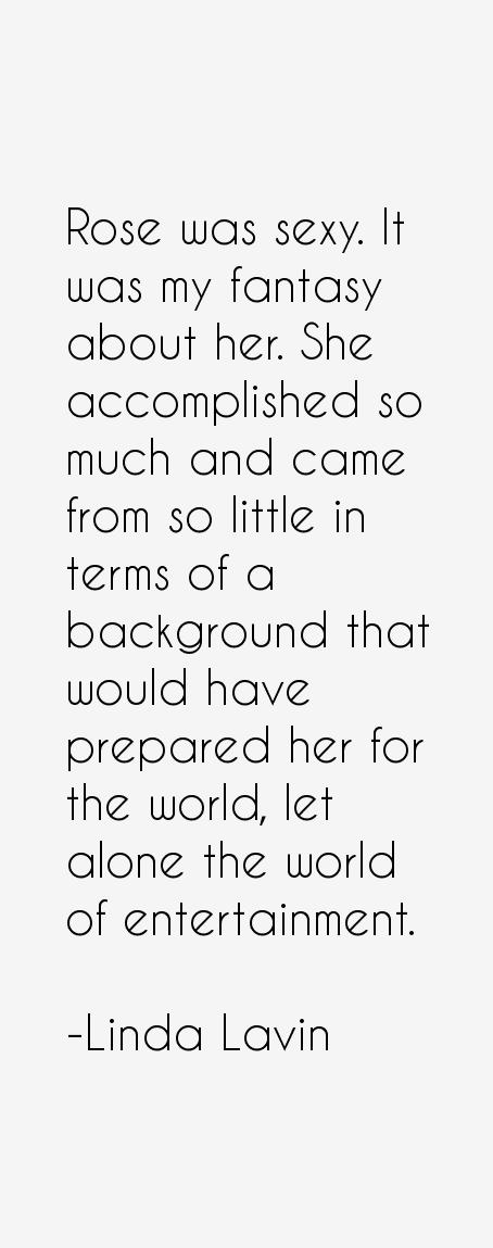 Linda Lavin Quotes