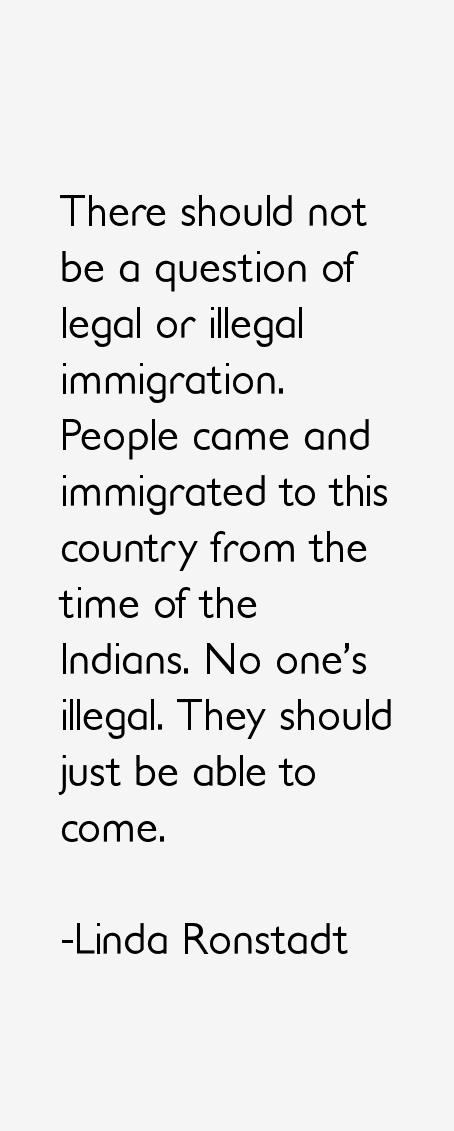 Linda Ronstadt Quotes