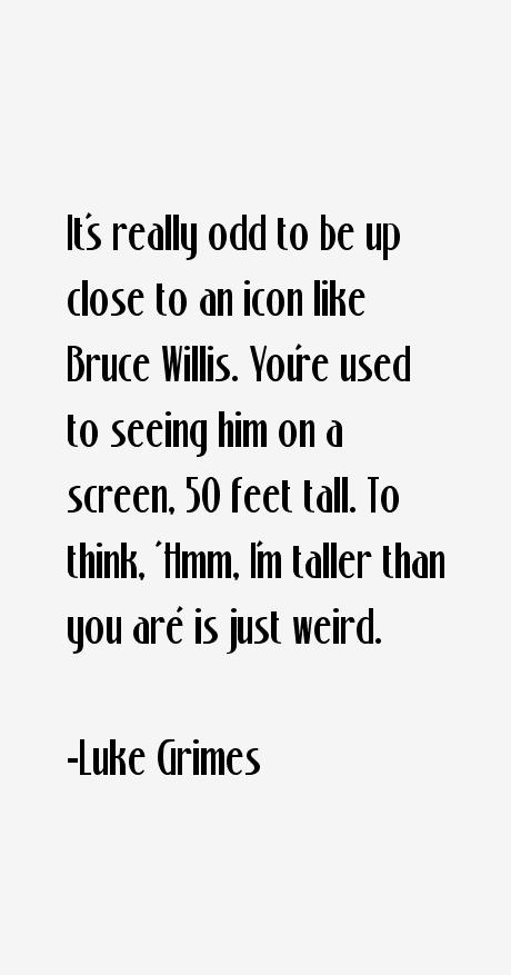 Luke Grimes Quotes