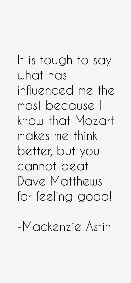 Mackenzie Astin Quotes