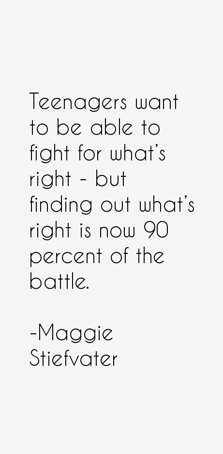 Maggie Stiefvater Quotes