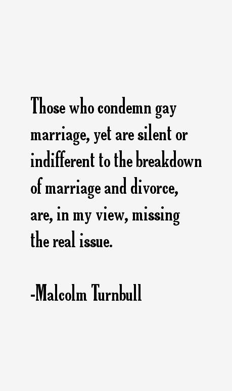 Malcolm Turnbull Quotes