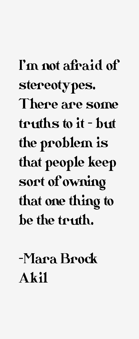 Mara Brock Akil Quotes