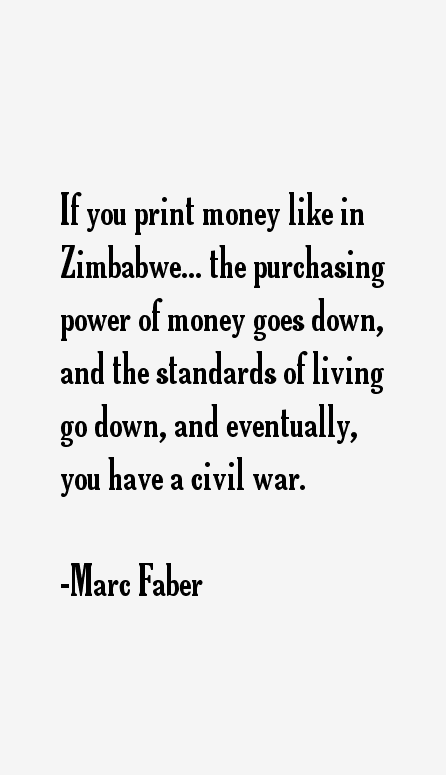 Marc Faber Quotes