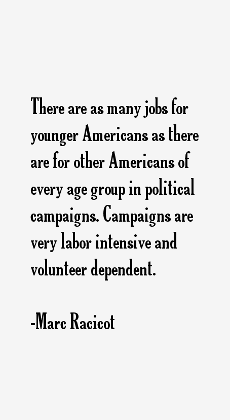 Marc Racicot Quotes
